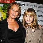 Ellen Barkin and Jennifer Jason Leigh at an event for Palindromes (2004)