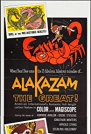 Alakazam the Great Poster