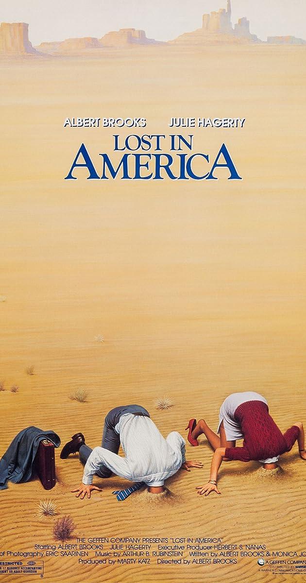 Subtitle of Lost in America