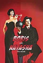 Boris and Natasha (1992) Poster - Movie Forum, Cast, Reviews