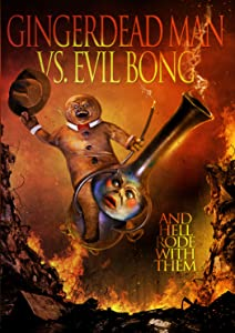 New movies videos download Gingerdead Man Vs. Evil Bong by Charles Band [2K]