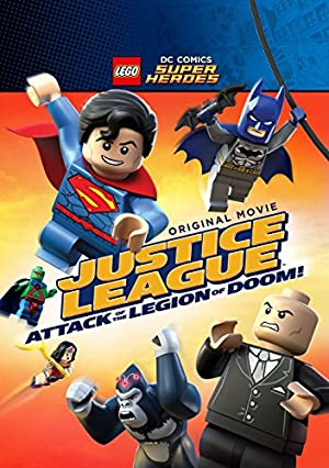 Where to stream Lego DC Super Heroes: Justice League - Attack of the Legion of Doom!