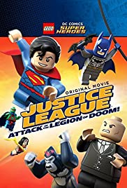 Lego DC Super Heroes: Justice League - Attack of the Legion of Doom! Poster