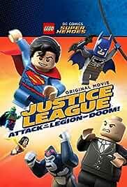 Lego DC Comics Super Heroes: Justice League vs. Bizarro League (2015)