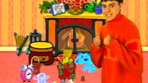 Blues Clues: Blue's First Holiday