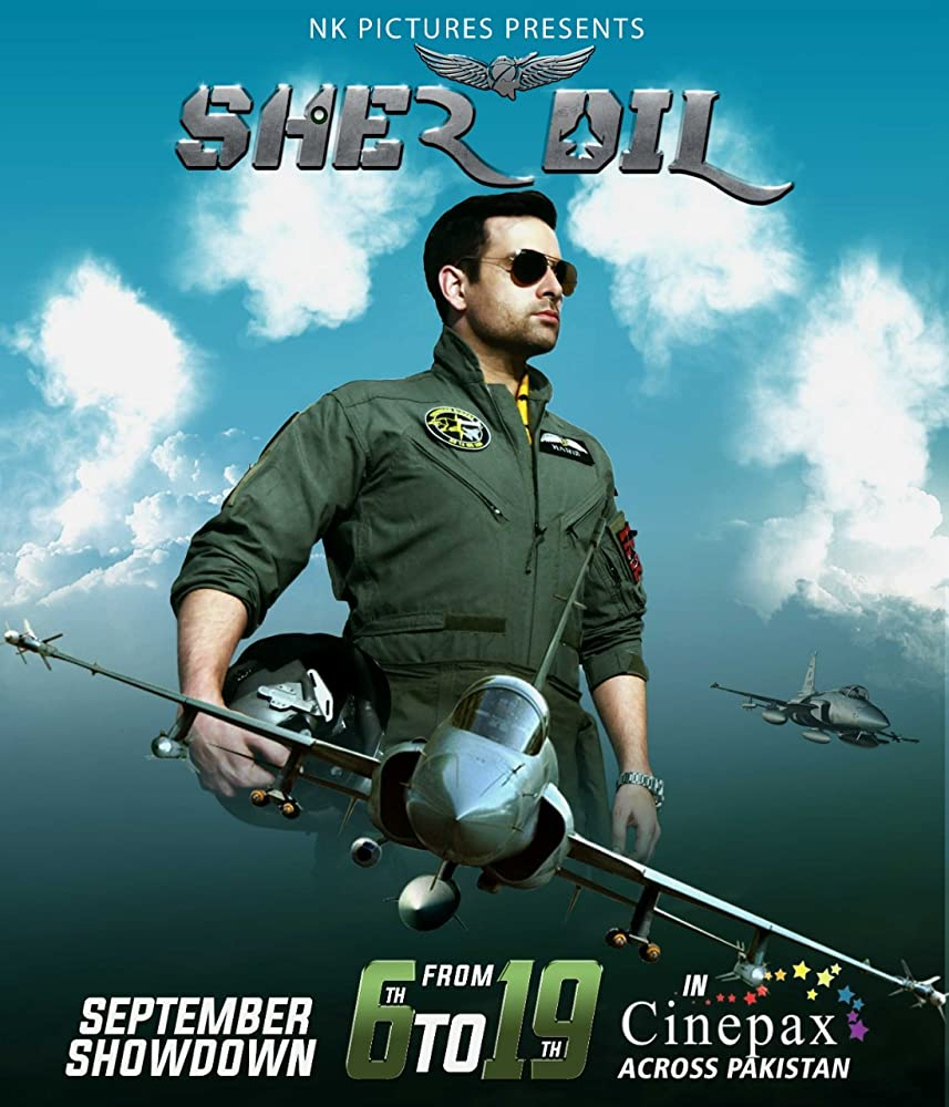 Sherdil (2019) Urdu (New Rip) 720p HDRip 1.2GB ESubs Free Download