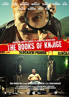The Books of Knjige: Cases of Justice (2017)