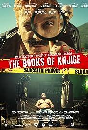 The Books of Knjige: Slucajevi Pravde Poster