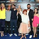 Ania Bukstein, Tsippi Shavit, Idit Teperson, Amos Tamam, and Or Ben-Melech at an event for Magpie (2019)