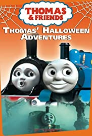 Thomas Friends Halloween Adventures Poster