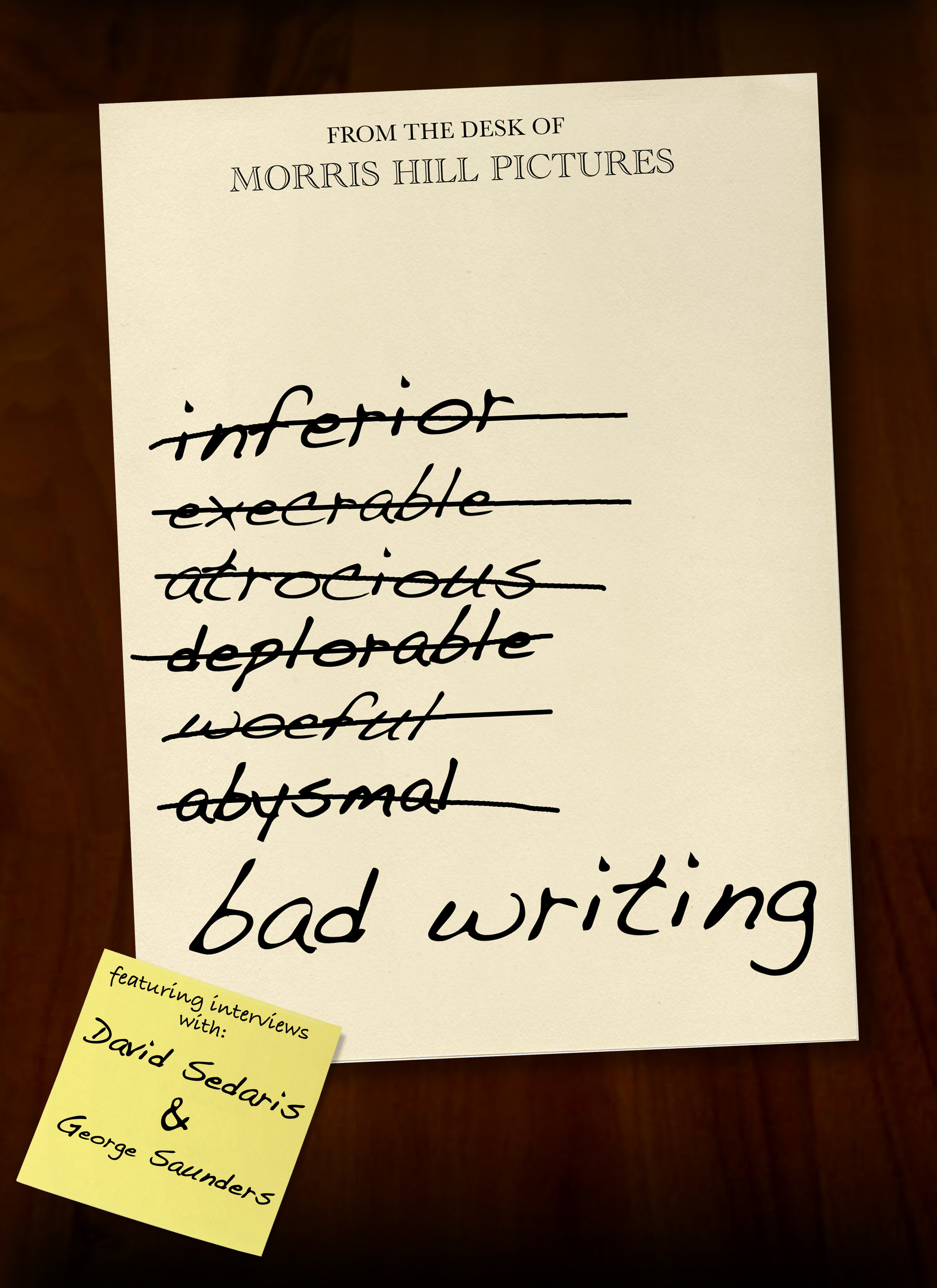 bad writing documentary watch online