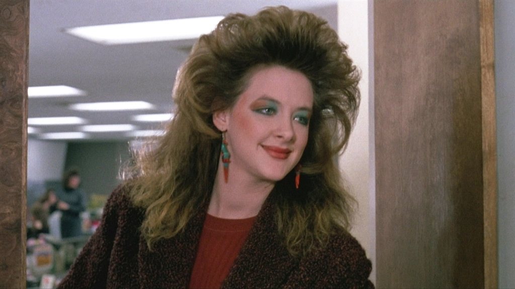 Joan Cusack in Working Girl 1988