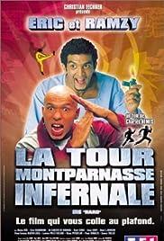 La tour Montparnasse infernale Poster