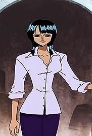 Kiken na Kaori! Shichininme wa Nico Robin! Poster