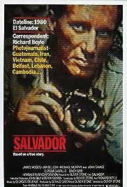 Salvador(1986) Poster - Movie Forum, Cast, Reviews