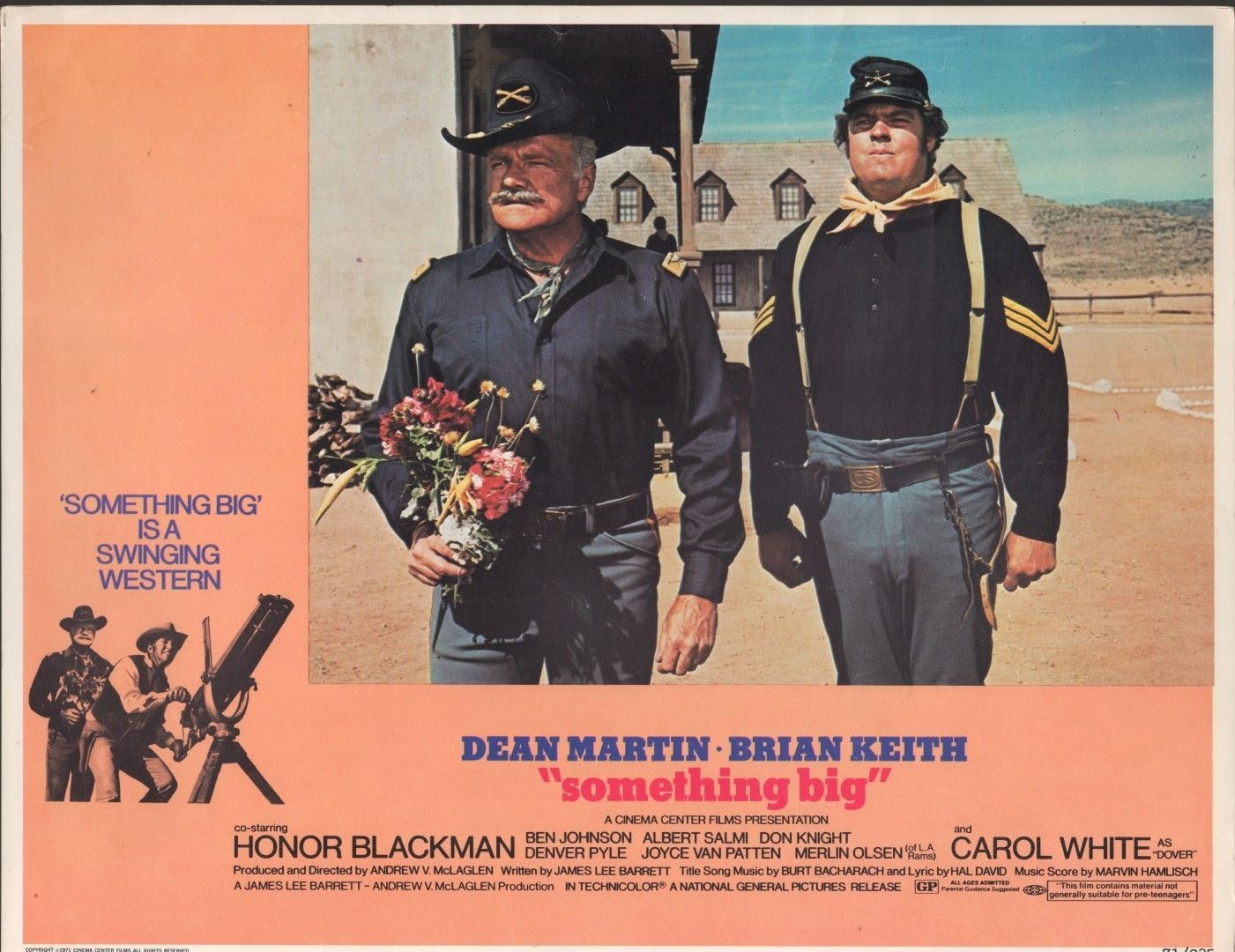 Something Big (1971) - Photo Gallery - IMDb