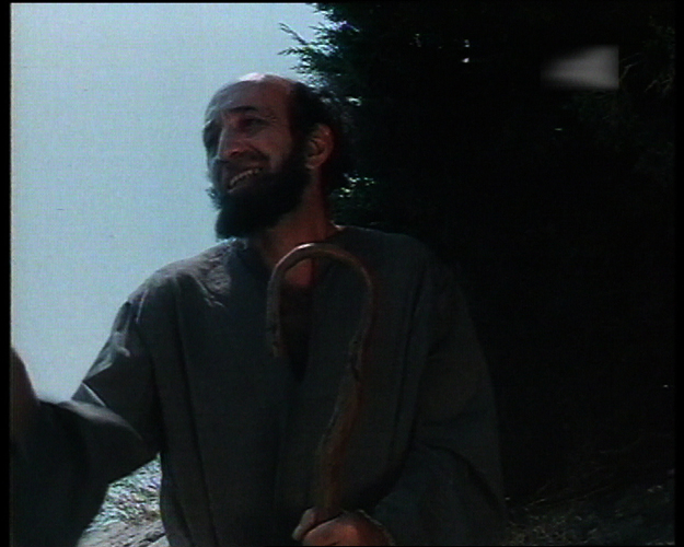Kostas Tsakonas in Ethniki papadon (1984)