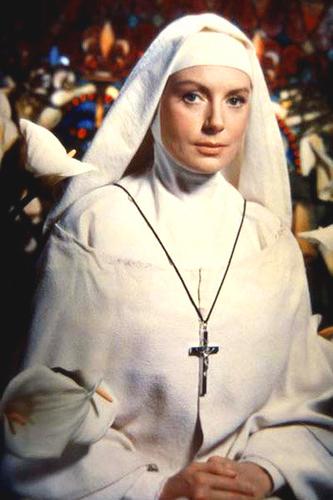 Deborah Kerr in Heaven Knows Mr Allison 1957