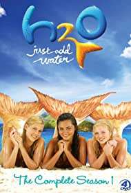 Phoebe Tonkin, Cariba Heine, and Claire Holt in H2O: Just Add Water (2006)