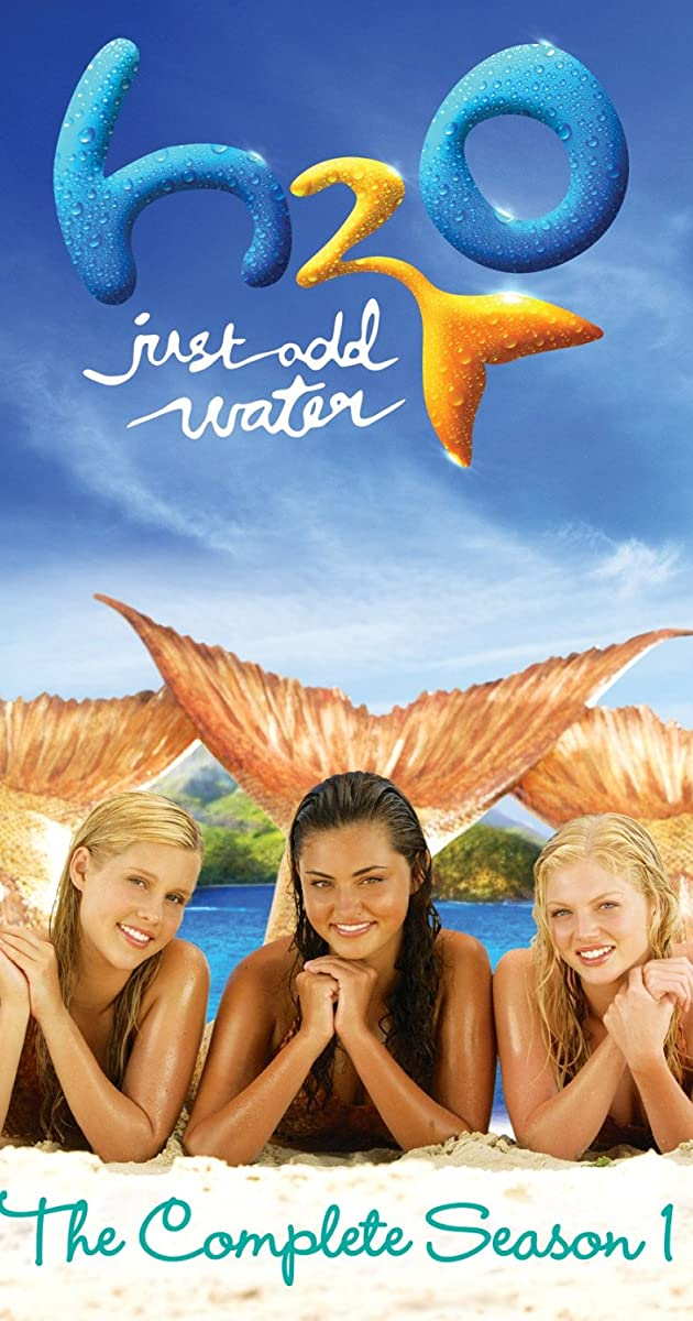 h2o just add water tv series 2006 2010 imdb