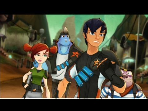 the Slugterra full movie in italian free download hd