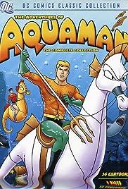 Aquaman Poster - TV Show Forum, Cast, Reviews