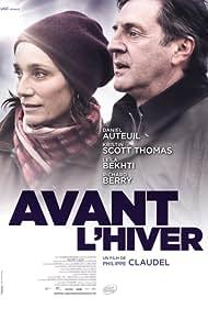 Avant l'hiver (2013) Poster - Movie Forum, Cast, Reviews