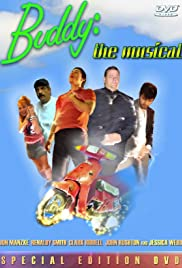 Buddy: The Musical Poster