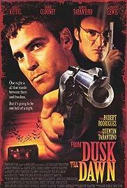 From Dusk Til Dawn Poster