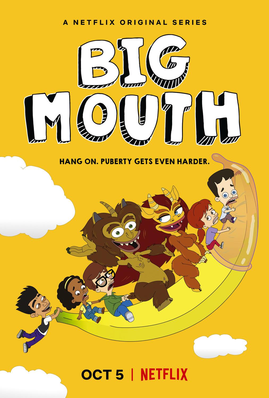 Big Mouth Season 2 COMPLETE WEBRip 480p, 720p & 1080p