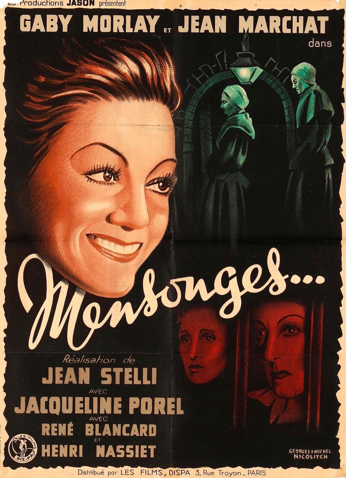 Mensonges (1946)