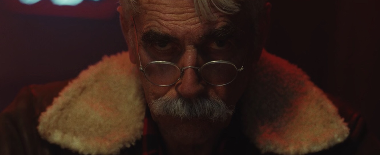 Sam Elliott in The Man Who Killed Hitler and Then the Bigfoot (2018)
