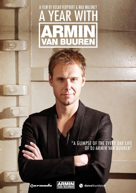 دانلود زیرنویس فارسی فیلم A Year with Armin Van Buuren