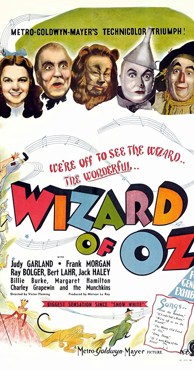 The Wizard of Oz (1939) - Connections - IMDb