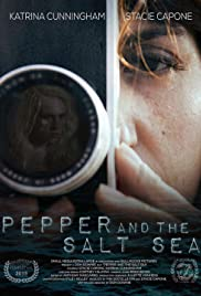 Pepper and the Salt Sea Poster