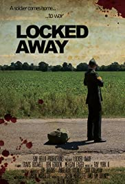 Locked Away Poster