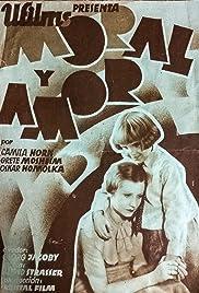 Moral und Liebe Poster
