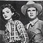 Gene Autry and Elaine Riley in The Hills of Utah (1951)