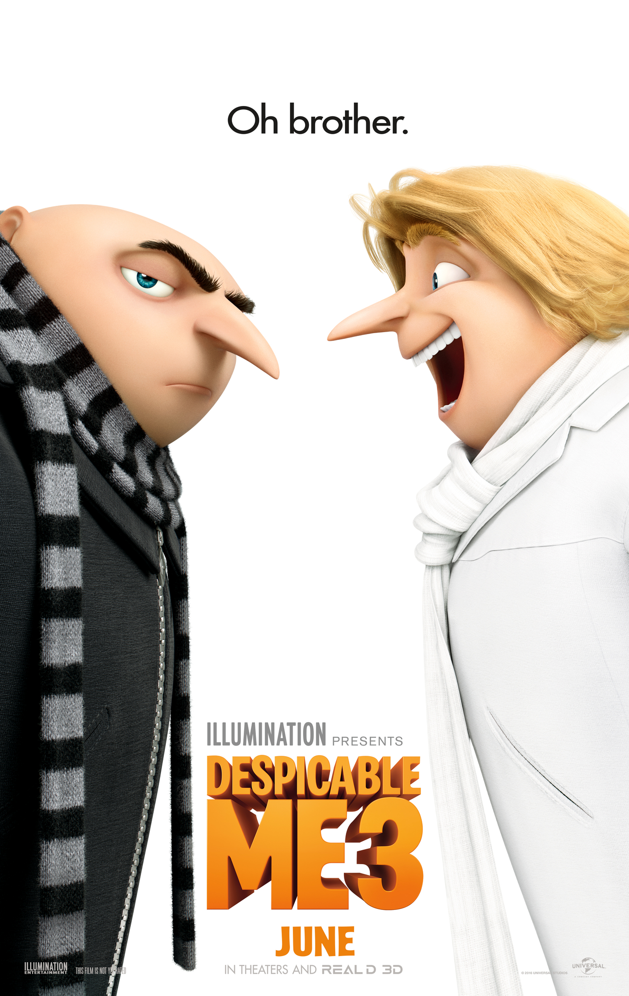 Despicable Me 3 (2017) Animation Movie Download