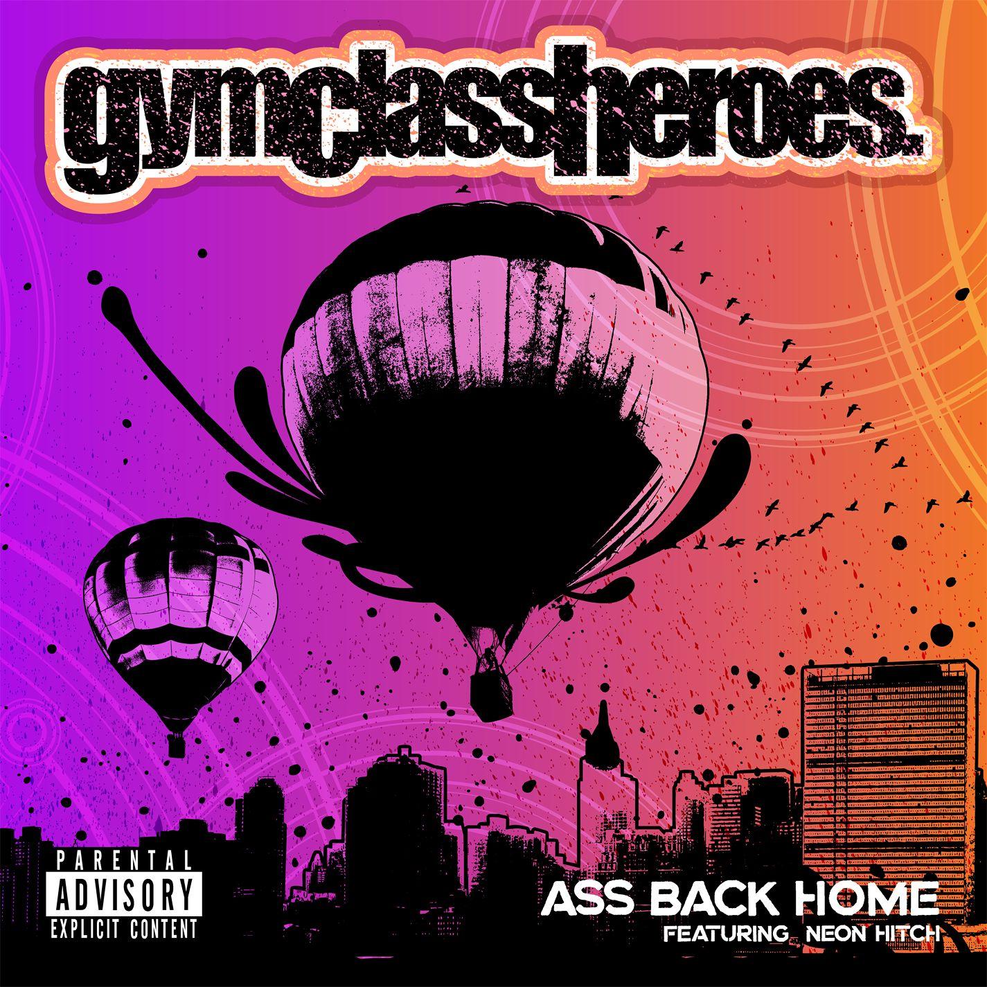 دانلود زیرنویس فارسی فیلم Gym Class Heroes Feat. Neon Hitch: Ass Back Home