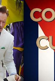 Conan in Cuba Poster