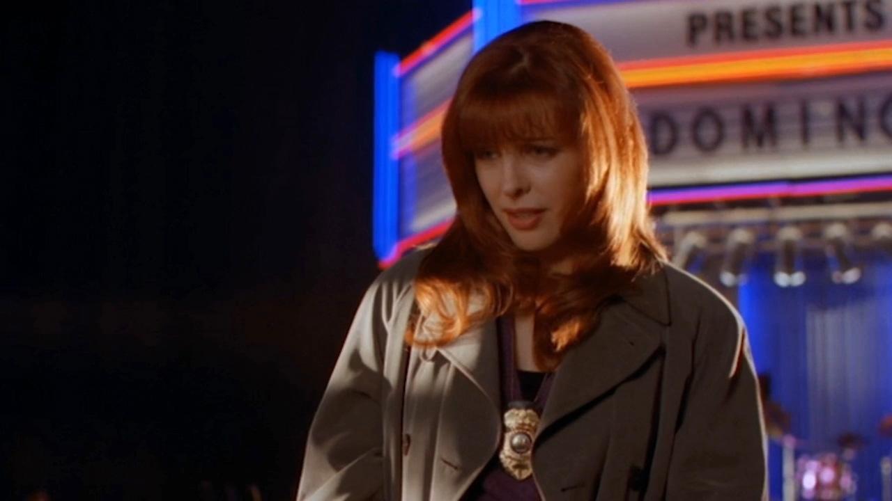 Jayne Heitmeyer in Night Man (1997)
