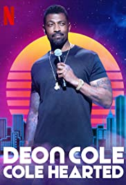 Deon Cole: Cole Hearted Poster
