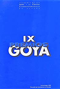 Primary photo for IX premios Goya