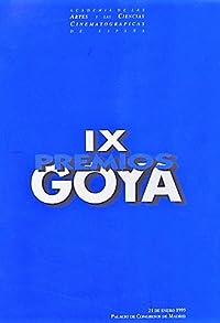 Primary photo for IX premios Goya