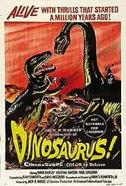 Dinosaurus!(1960) Poster - Movie Forum, Cast, Reviews
