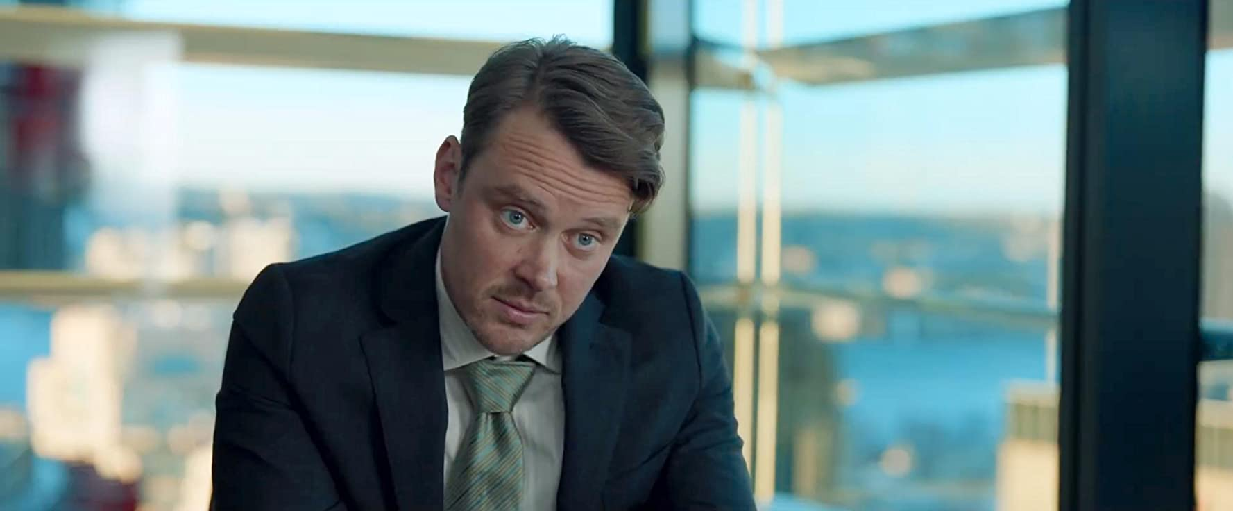Image result for the invisible man michael dorman 2020