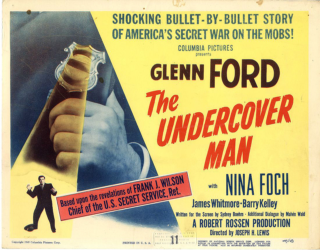Glenn Ford in The Undercover Man (1949)