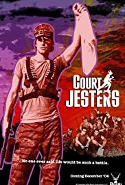 Paintball the Movie: Court Jesters Poster