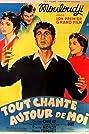 Tout chante autour de moi (1954) Poster